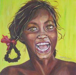 schilderij Belinda van Deijk